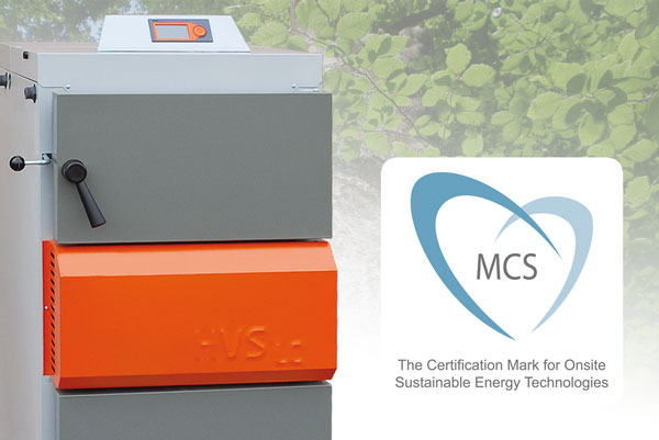 Solarbayer HVS boilers MCS and RHI approved products