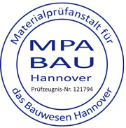 Test report MPA Hannover