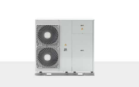 Heat pumps AeroMono