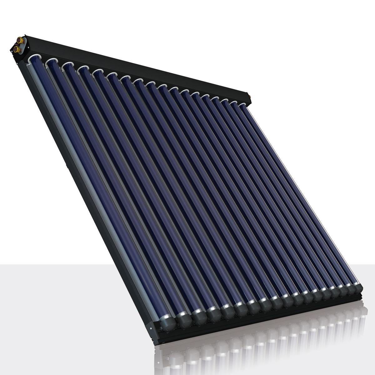 Vacuum Tube Solar Collectors Cpc Nero 93 Del Sol Electrical Wiring Diagram